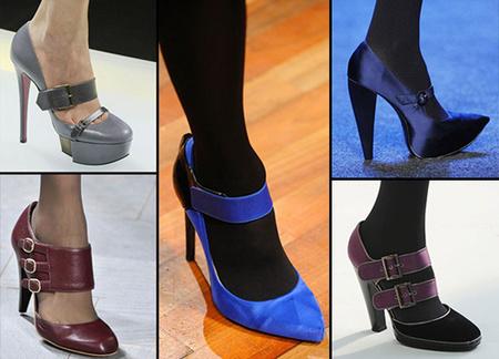 Обувь осень-зима 2008–2009. Изображение № 8.