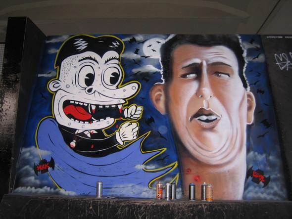 Граффити от 007. Изображение № 3.