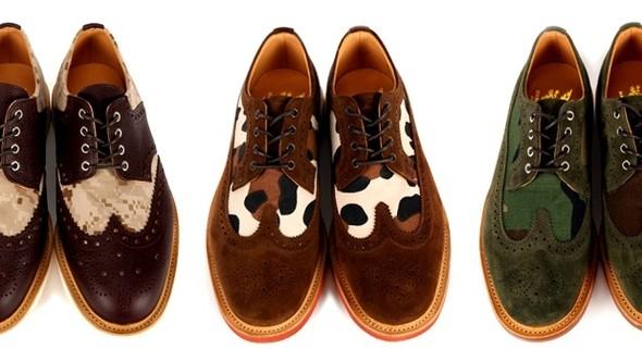 Мужская обувь: броги и ботинки. Изображение № 2.