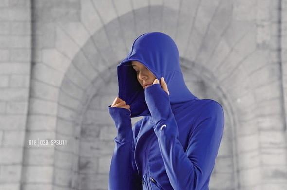 Изображение 19. Фотосессия «Be Free» от Nike.. Изображение № 19.