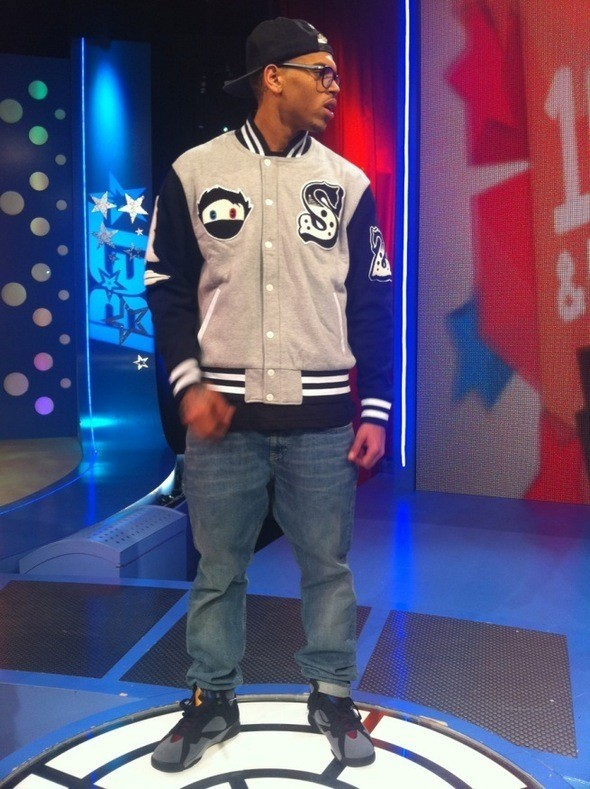 Изображение 1. Эксклюзив от Chris Brown.. Изображение № 1.