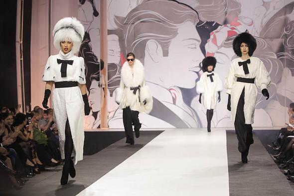 """Коллекция """"La Femme Magnifique"""" Модного Дома Игоря Гуляева. Изображение № 48."""