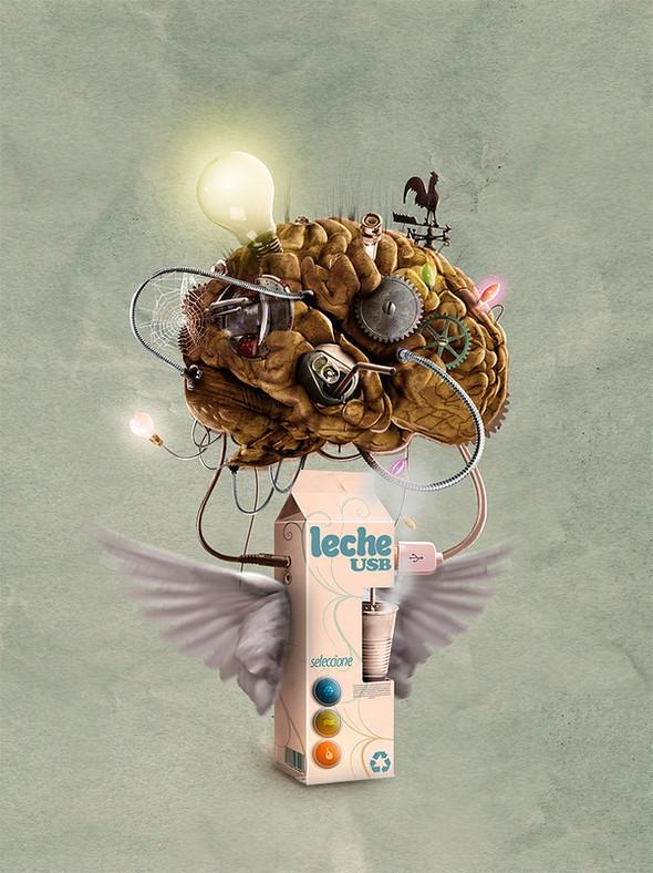 Иллюстрации Jerico Santander. Изображение № 2.