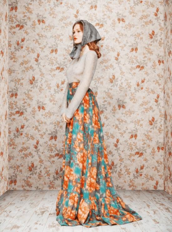 Коллекция осень-зима 2011/12 от Ульяны Сергиенко. Изображение №11.