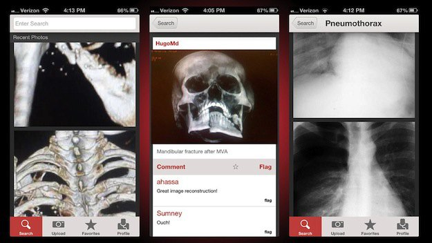 Instagram для врачей поможет создать визуальную базу данных. Изображение № 1.