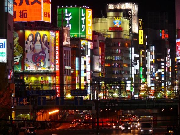 Токио. Изображение № 2.