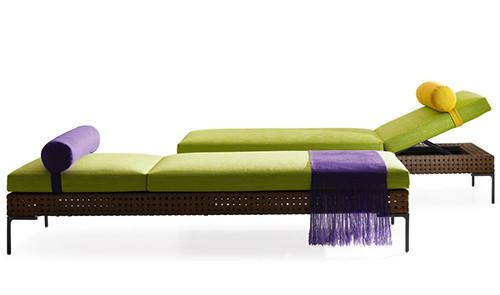 Новая коллекция уличной мебели от Antonio Citterio. Изображение № 2.