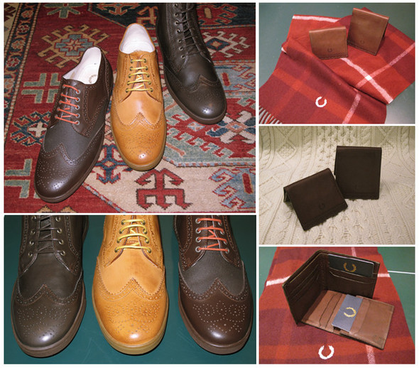 BROGUES BY FRED PERRY. Изображение № 4.