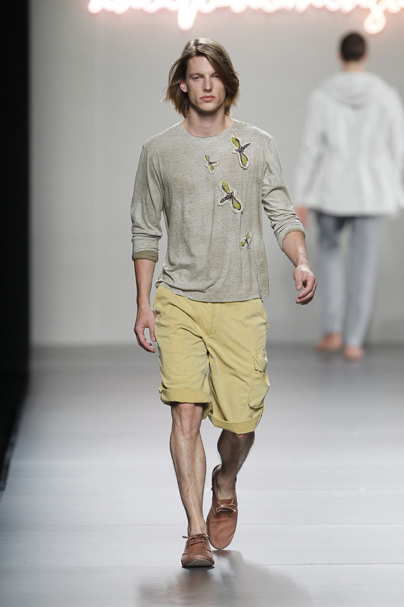 Madrid Fashion Week SS 2012: Adolfo Dominguez. Изображение № 8.