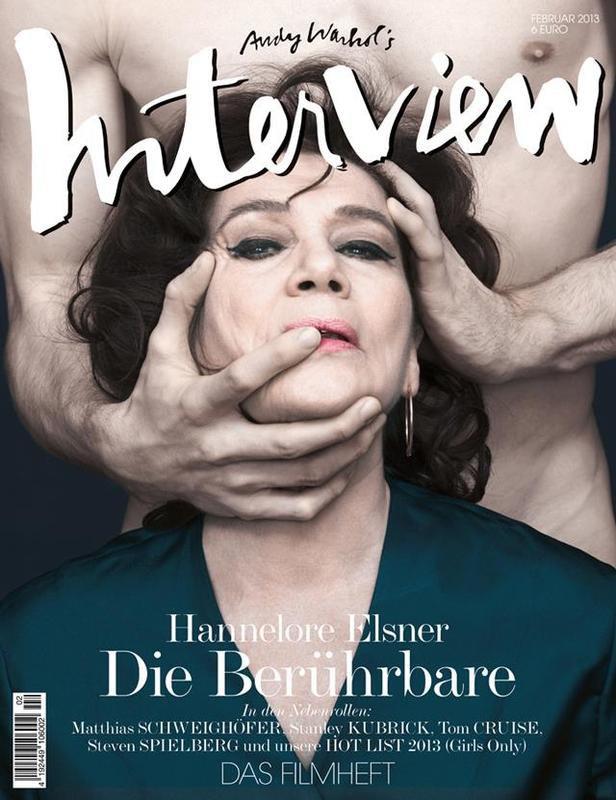 Interview, OE и Vogue показали новые обложки. Изображение № 6.