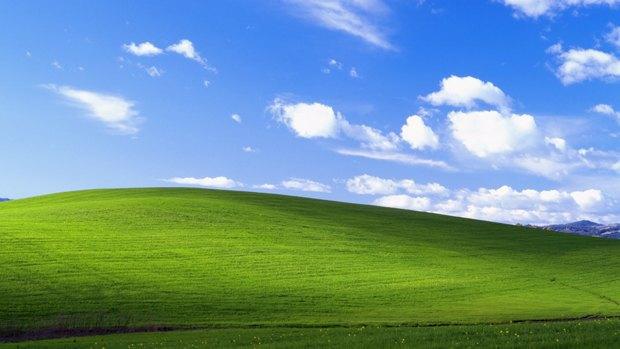 Фотограф объяснил происхождение фона Windows XP. Изображение № 1.