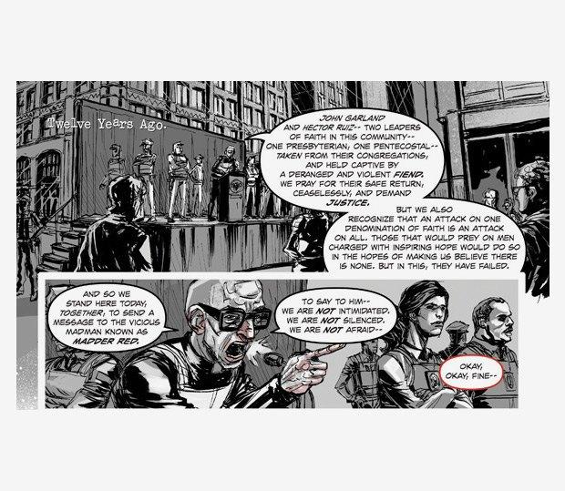 Что читать: 10 новых комиксов. Изображение № 26.