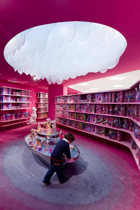 Огромный магазин Barbie вШанхае!. Изображение № 5.