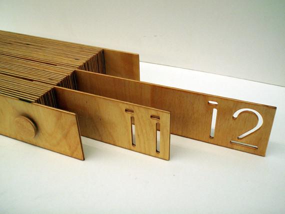 Календарь для офиса. Изображение № 4.