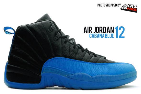 Расцветки Air Jordan, которые вы хотели бы видеть. Изображение № 3.