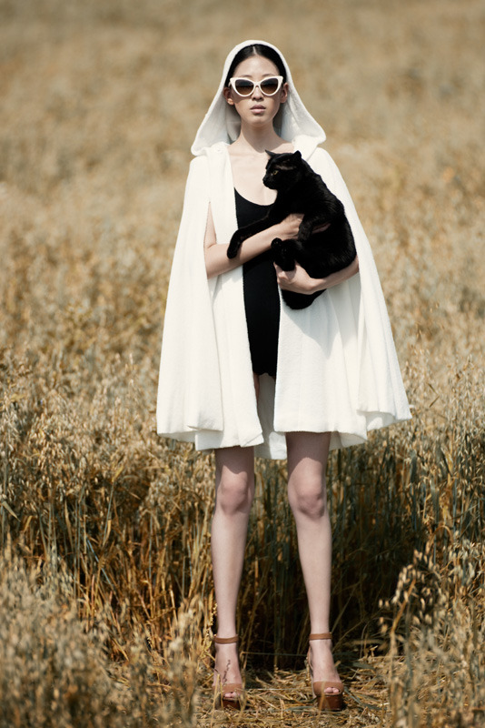 Лукбук: Oksana On x Lada & Alex. Изображение № 16.