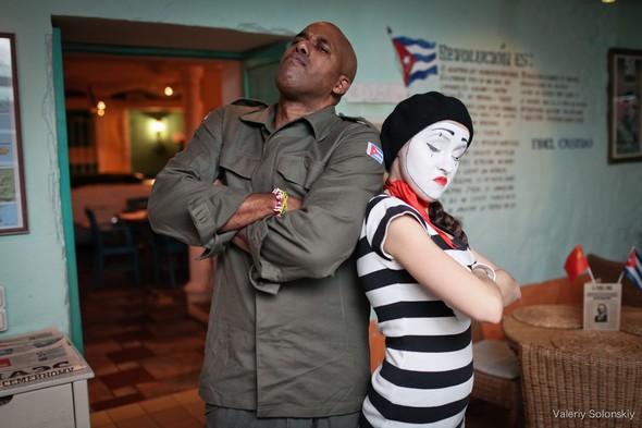 Выступления музыкантов в ресторане O!CUBA (20-25 марта 2012). Изображение № 1.