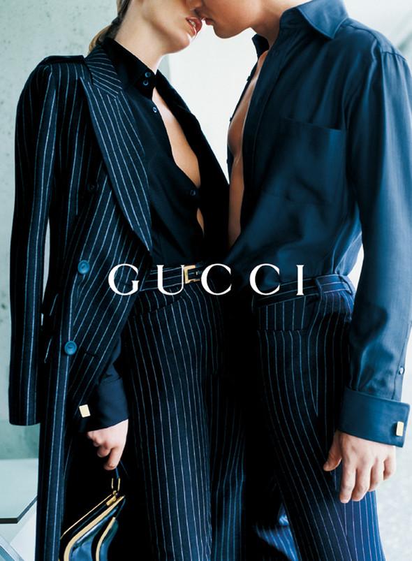 Архивная съёмка: Кампания Gucci FW 1996. Изображение № 8.
