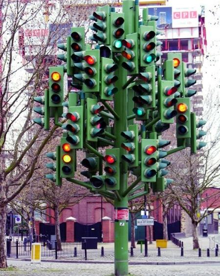 Дерево-светофор. Изображение № 4.