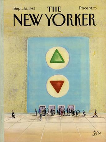 10 иллюстраторов журнала New Yorker. Изображение №27.