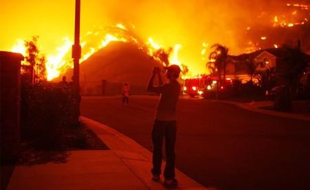 Пожары вКалифорнии. Изображение № 5.