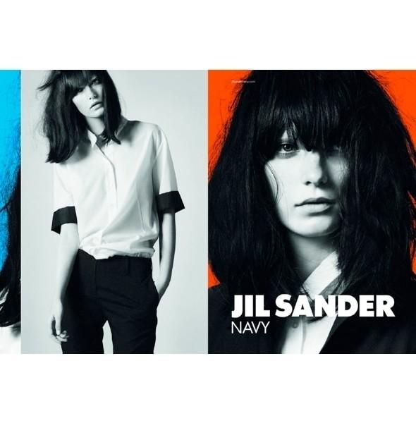 Рекламные кампании: Bershka, H&M, Jil Sander Navy и другие. Изображение № 43.