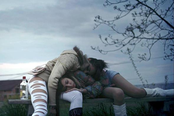 Кадр из фильма «Клип» Майи Милош. Изображение №1.