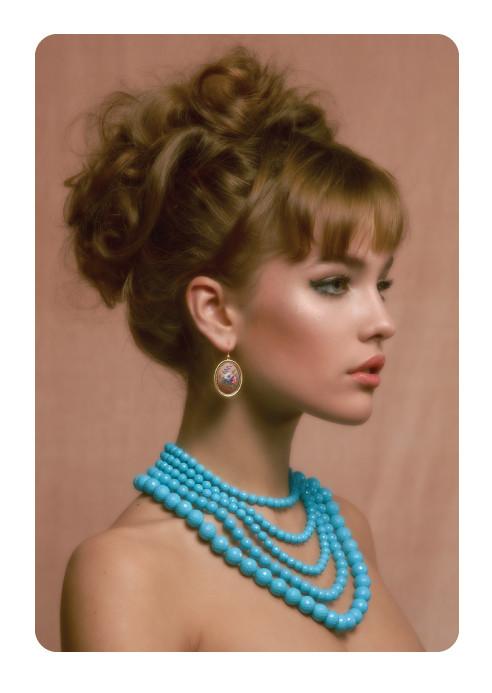 Лукбук: Ulyana Sergeenko Jewelry. Изображение №12.