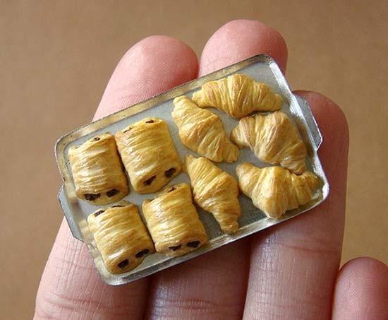 Еда в миниатюре. Изображение № 32.