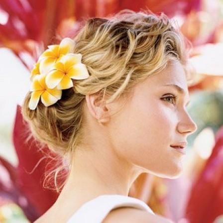 Цветы в волосах. Изображение № 11.