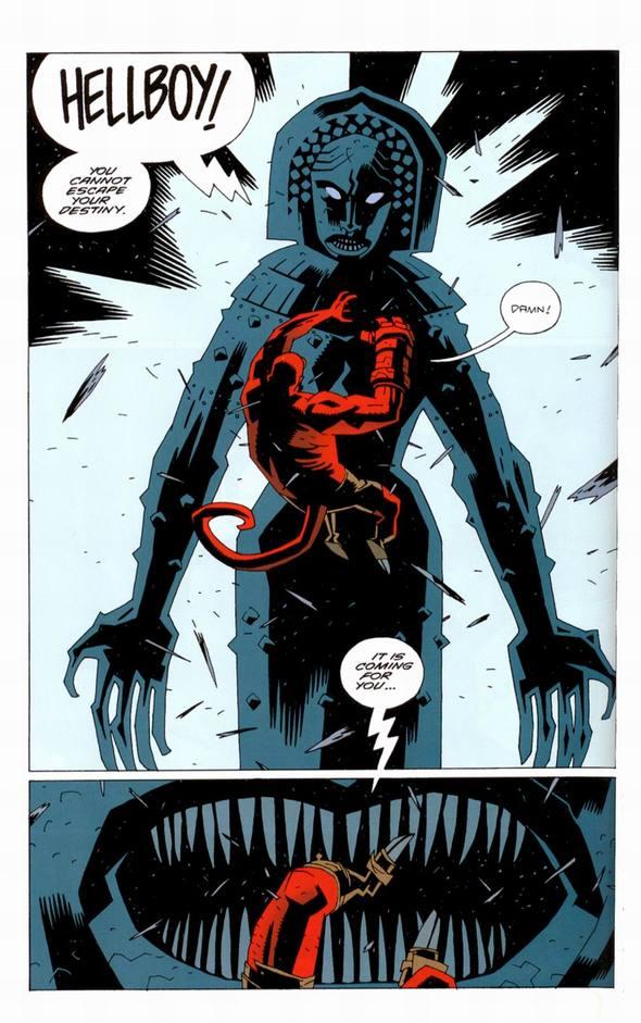 Hellboy. Изображение № 20.