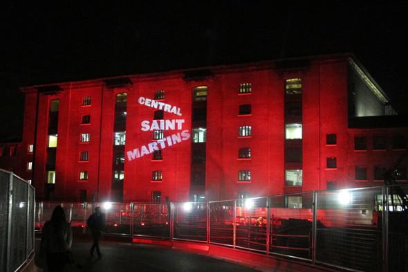 Central Saint Martins . Изображение № 10.