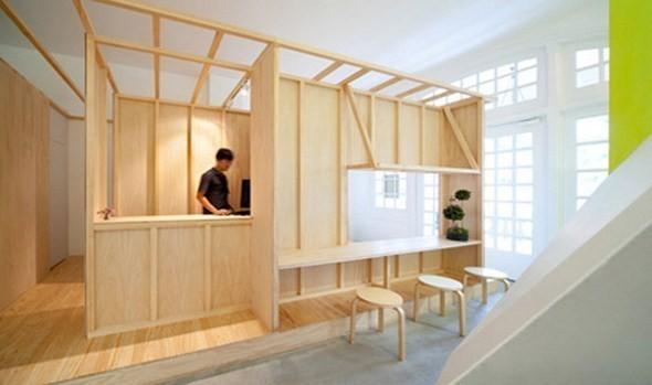 Изображение 5. Офис парикмахерской LIM в Сингапуре.. Изображение № 5.