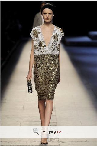Top-10 SS09 collections (Paris FW) поверсии Style. com. Изображение № 22.