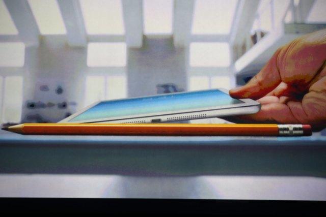 Трансляция: Apple представляет новые iPad и другие продукты. Изображение № 4.