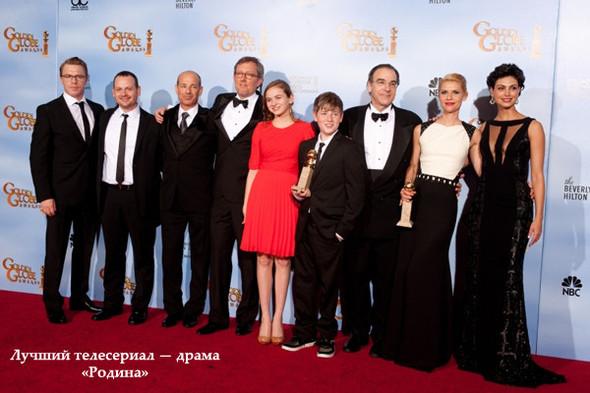 «Золотой глобус-2012»: победители. Изображение № 16.