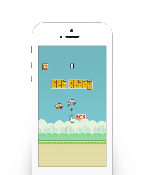 Flappy Bird: Как игра из одной кнопки свела с ума 50 миллионов человек. Изображение № 4.