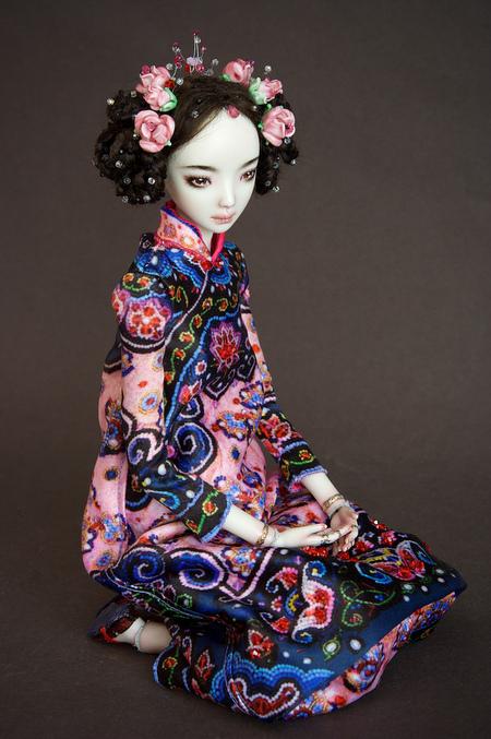 «Живые» куклы Марины Бычковой. Изображение № 23.