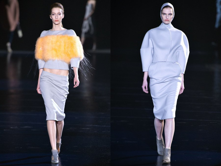 Неделя моды в Париже:  Дни 1 и 2. Изображение № 19.