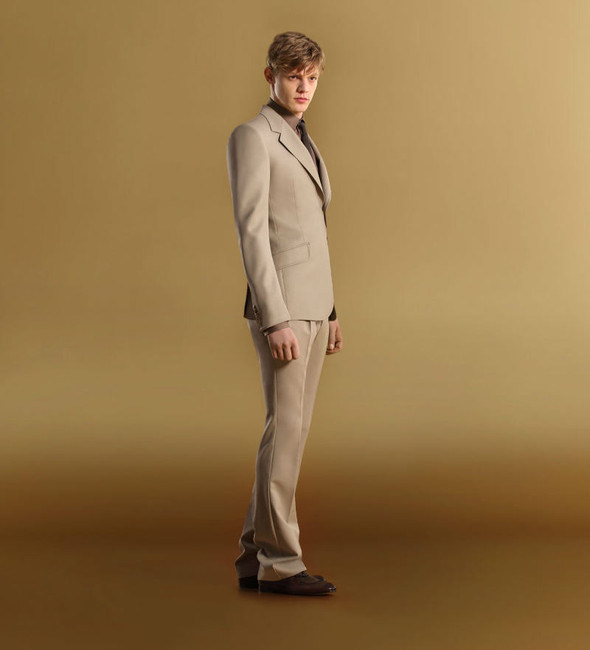 Лукбук: Gucci Fall 2011 Menswear. Изображение № 6.