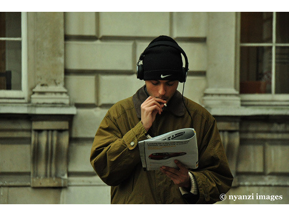 Изображение 14. City Looks: Лондон и Париж.. Изображение № 14.