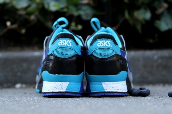 Asics Gel Lyte III Blueberry 2012 Re-Release. Изображение № 5.
