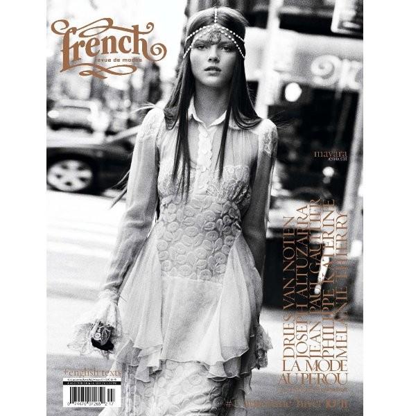 13 обложек нового номера French Revue de Modes. Изображение № 13.