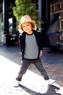 Детские луки. Подрастающее поколение модников. Изображение № 1.