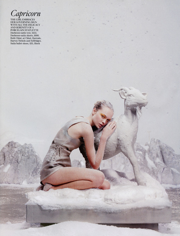 Гороскоп от Британского Vogue. Изображение № 10.