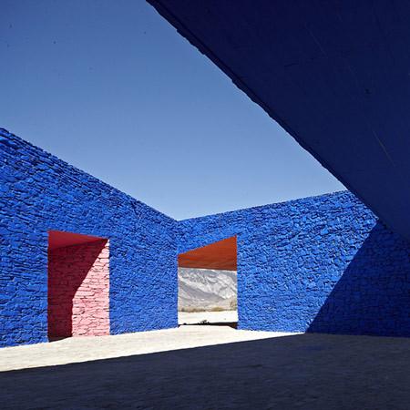 А-ля натюрель: материалы в интерьере и архитектуре. Изображение № 23.