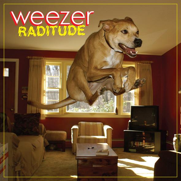 Журнал Spin Magсошел сума вместе сгруппой Weezer. Изображение № 1.