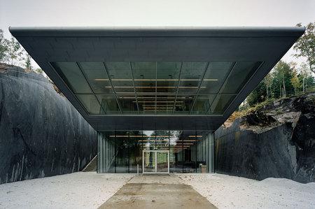 Petter dass museum от Snhetta Норвегия. Изображение № 3.