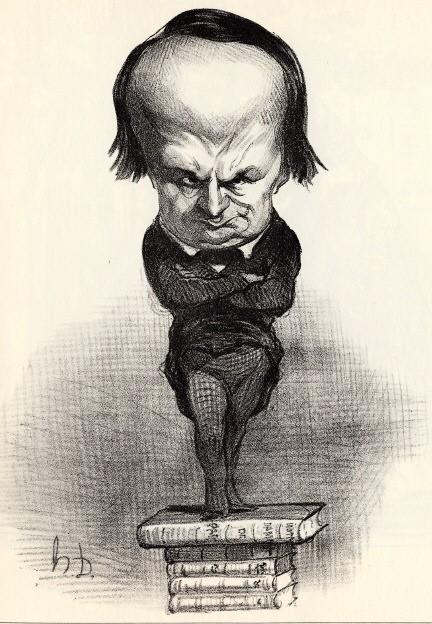 Карикатуры на писателей. Изображение № 39.