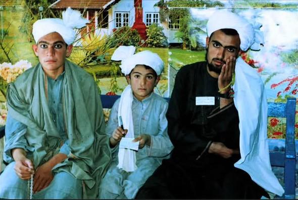 Талибан – ретушированная красота смерти. Изображение № 19.